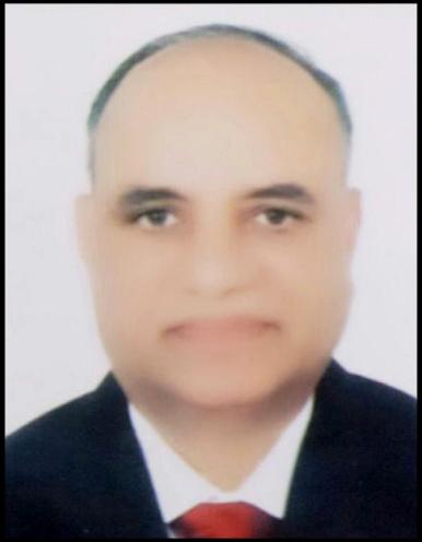 Michael D'Souza (Hon President)